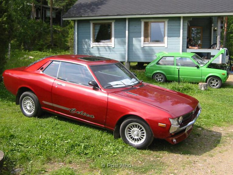 Toyota Celica ST TA22 1972